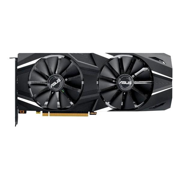 Asus Nvidia GeForce RTX 2080 Dual 8GB - Gráfica