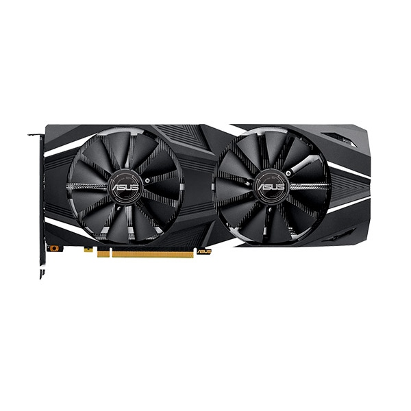 Asus Nvidia GeForce RTX 2070 Dual OC 8GB - Gráfica