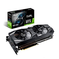 Asus Nvidia GeForce RTX 2070 Dual 8GB -Gráfica