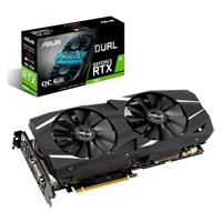 Asus Nvidia GeForce RTX 2060 Dual OC 6GB - Gráfica