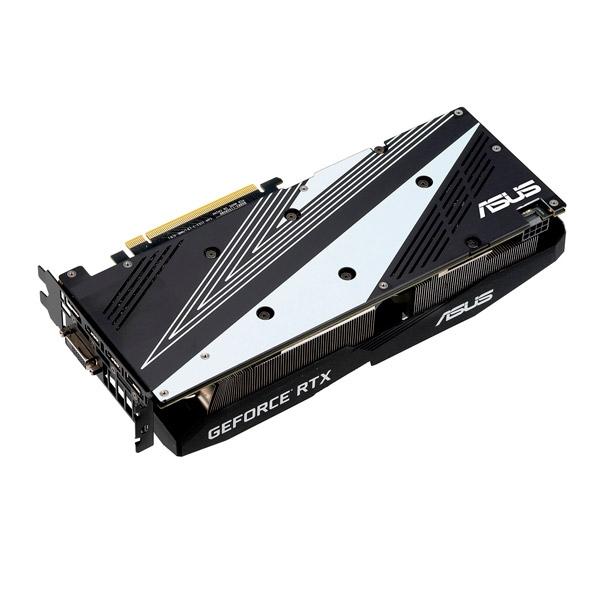 Asus Nvidia GeForce RTX 2060 Dual 6GB - Gráfica