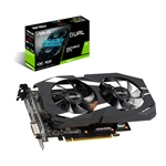 Asus Nvidia GeForce GTX 1660Ti Dual OC 6GB - Gráfica