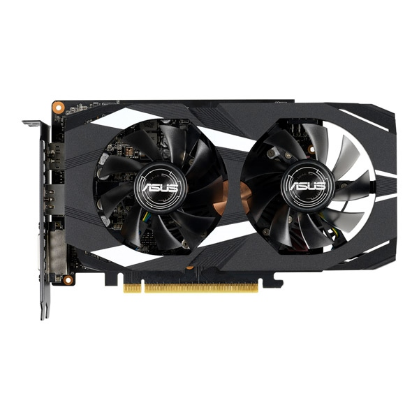Asus Nvidia GeForce GTX 1660 Ti Dual OC 6GB - Gráfica