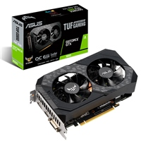 Asus TUF GeForce GTX 1660 OC 6GB - Gráfica