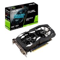 Asus Dual GeForce GTX 1650 4GB OC - Tarjeta Gráfica
