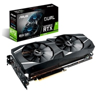 Asus GeForce RTX 2080 Dual 8GB - Gráfica