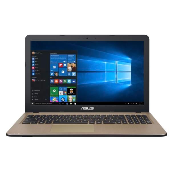 Asus F540UA-GQ109T I5 7200U 256 SSD 8GB 15.6 W10 - Portátil