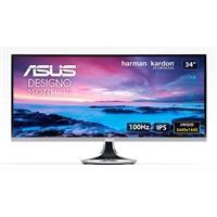 ASUS MX34VQ 34″ UWQHD 3440X1440 Curvo HDMI,DP – Monitor