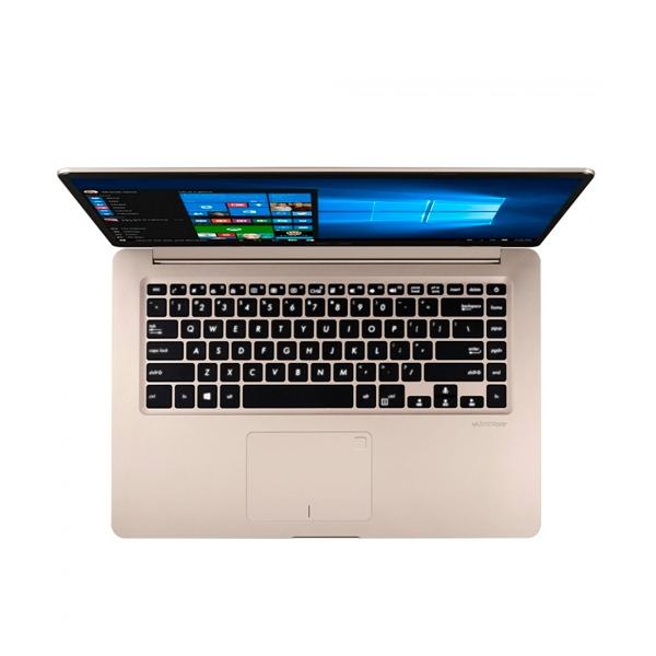 "ASUS S510UA-BR215T i3 7100 4GB 128GB 15.6"" W10 - Portátil"