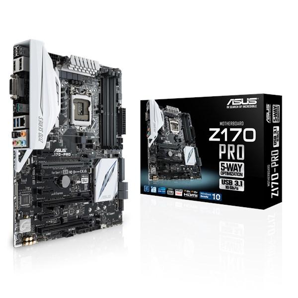 ASUS Z170-PRO – Placa Base Intel