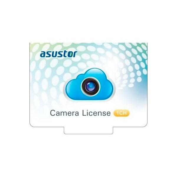 Asustor AS-SCL01 Licencia para 1 cámara NVR para NAS