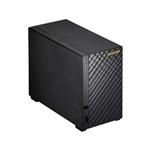 Asustor AS1002T v2 2 Bahías 2-Core 1.6GHz 512MB DDR3 - NAS