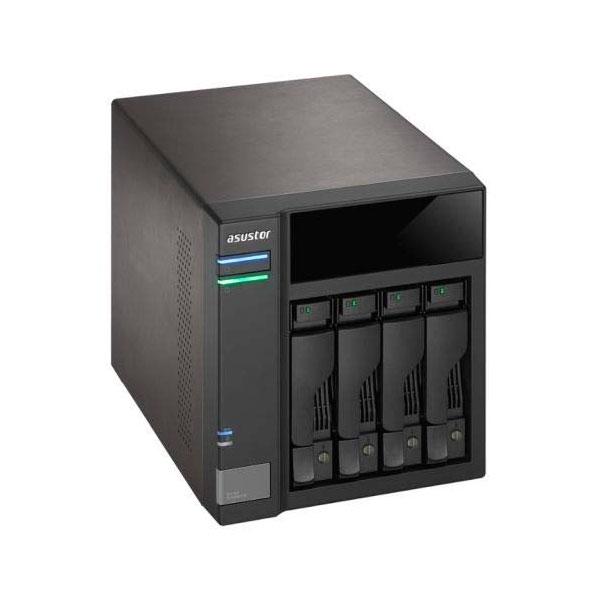 Asustor AS6004U Unidad de expansión 4 Bahías USB 3.0 - NAS