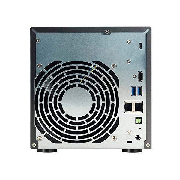 Asustor AS6404T 4 Bahías 4-Core 2.3GHz 8GB DDR3L - NAS