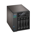 Asustor AS7004T 4 Bahías i5 4-Core 3GHz 8GB DDR3 - NAS
