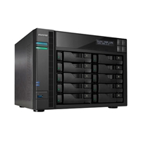 Asustor AS7010T 10 Bahías i3 2-Core 3.5GHz 2GB DDR3 - NAS