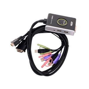 Aten CS682-AT 2 PC DVI USB + Audio – KVM