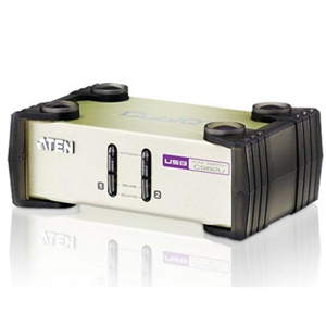 Aten CS82U-AT 2 PC VGA  PS2 / USB – KVM