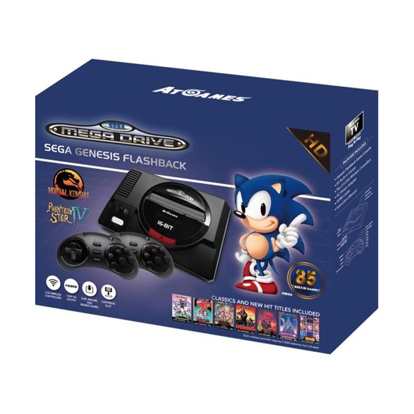 Consola Retro SEGA Mega Drive Flashback – Videoconsola