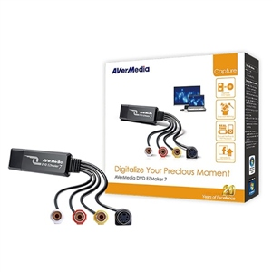 AVerMedia EZmaker 7 – Capturadora