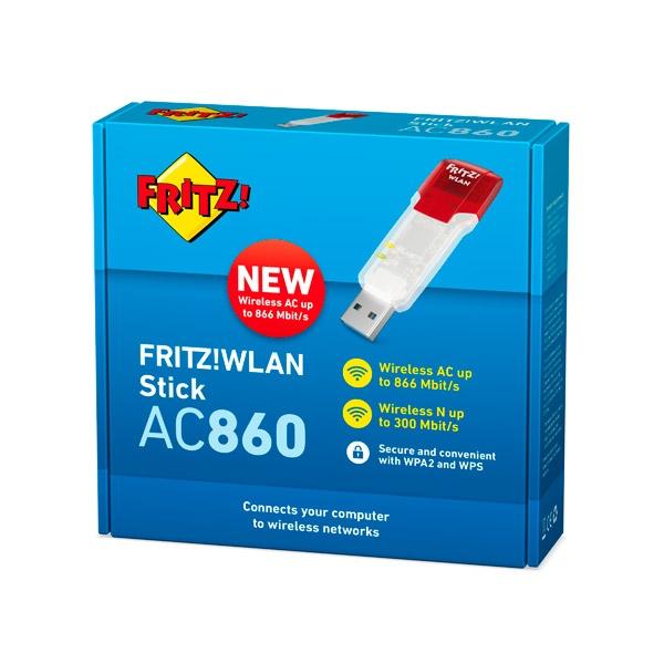 AVM Fritz!Wlan Stick AC 860 - USB Wifi