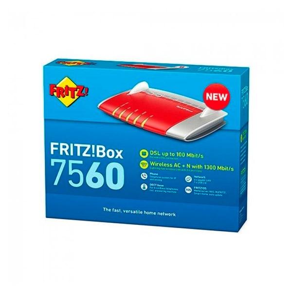 AVM FRITZ!Box ADSL 7560 WIFI AC - Router