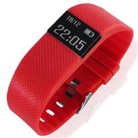 Billow XSB70 Pulsometro BT4.0 Rojo – Pulsera de Actividad