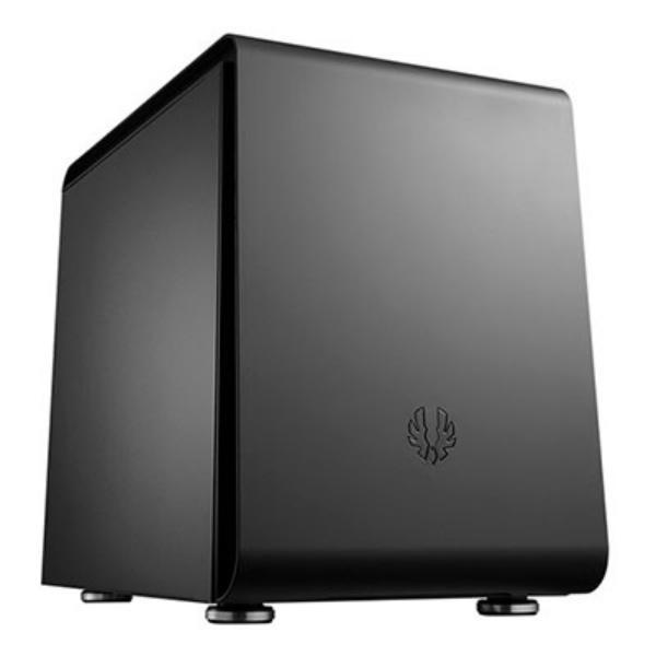 BitFenix Phenom M Micro-ATX negra- Caja