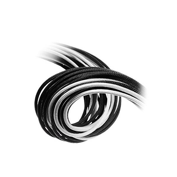 Bitfenix KIT Alchemy 6+2P/8P/24P negro blanco - Cable moding