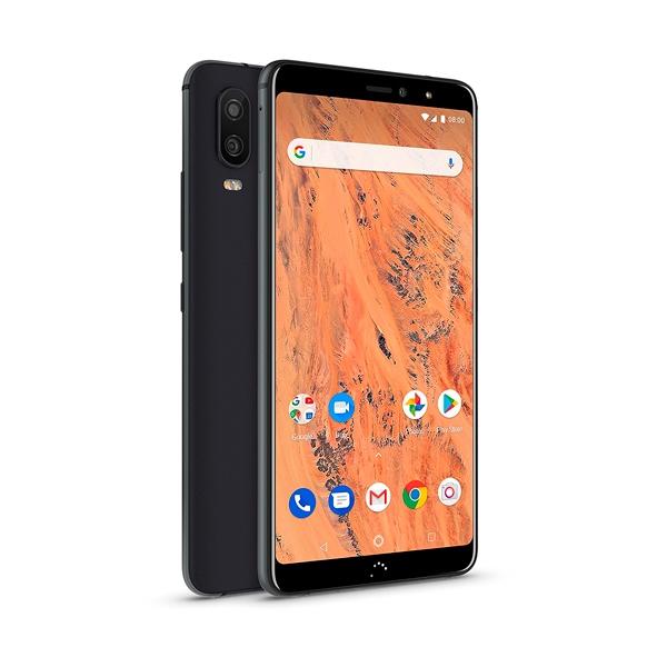 "BQ AQUARIS X2 5.65"" 32GB 3GB NEGRO - Smartphone"