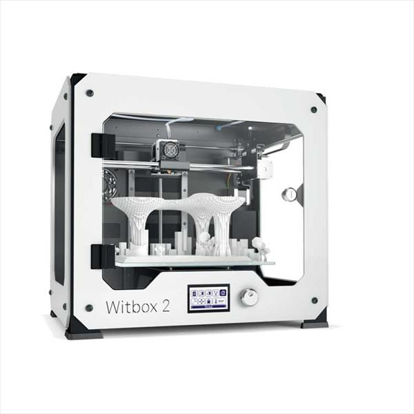 Bq Witbox 2 blanca – Impresora 3D
