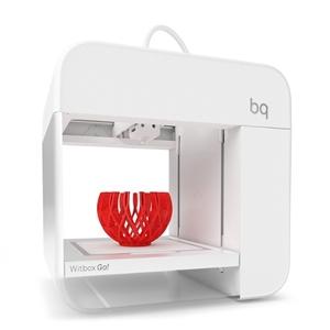 BQ  Witbox go! Blanco USB NFC – Impresora 3D