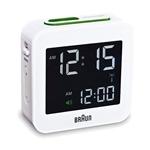 Braun BNC 008 Digital Multibanda Blanco – Despertador