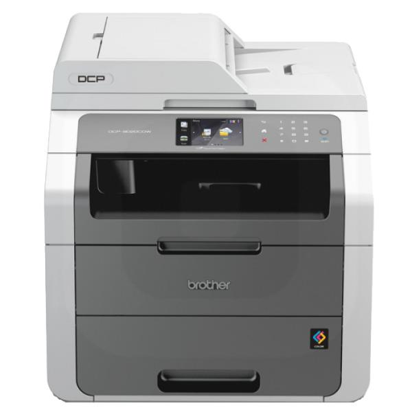 Brother DCP 9020CDW – Multifuncional Láser