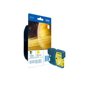 Brother LC1100Y Amarillo 325 pag – Tinta