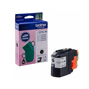 Brother LC227XLBKBP Negro 1200 pag – Tinta