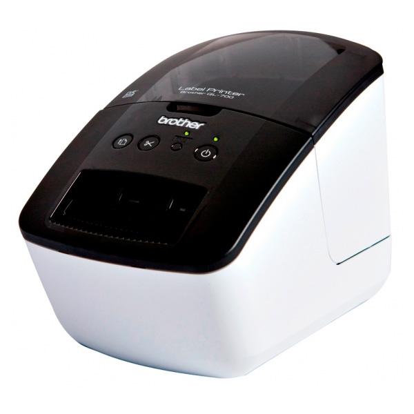 Brother QL-700 Impresora de etiquietas – Impresora etiquetas