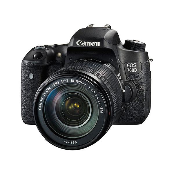 Canon EOS 760D Cuerpo – Cámara Reflex