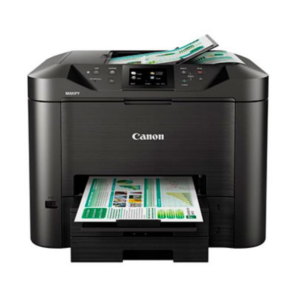 Canon MAXIFY MB5450 - Multifuncional inyección
