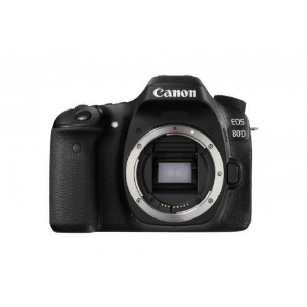 Canon EOS 80D Cuerpo – Cámara Reflex