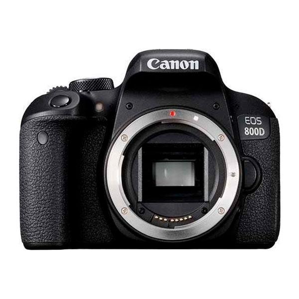 Canon EOS 800D Cuerpo – Cámara Réflex