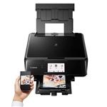 CanonPixma TS8150 Dúplex Wifi Negra – Multifunción inyección