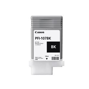 Canon pfi-107bk negro - Cartucho de tinta