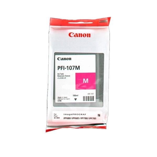 Canon pfi-107m Magenta - Cartucho de tinta
