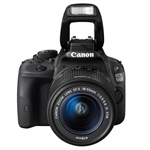Canon EOS 100D + EF-S IS STM 18 – 55 mm – Cámara Réflex