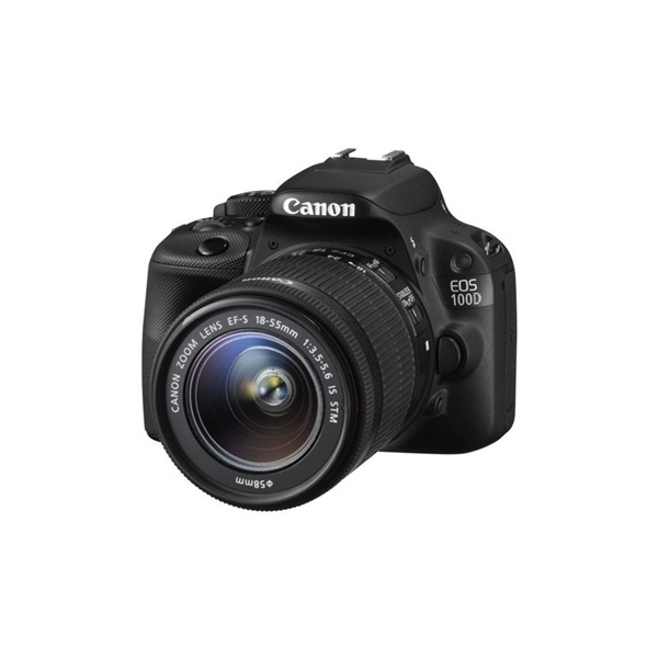 Canon EOS 100D + EF-S DC III 18 – 55 mm – Cámara Reflex