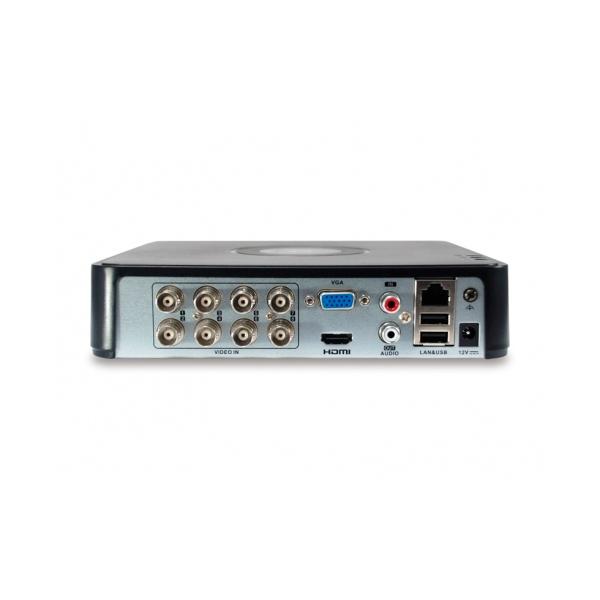 KIT VIDEOVIGILANCIA AHD CONCEPTRONIC 8 CAN1080P