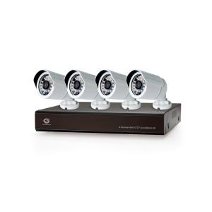 Conceptronic C8CHCCTVKITD V2 – Cámara de Videovigilancia