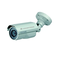 CAMARA CCTV CONCEPTRONIC 2.8-12MM 700TVL EXTERIOR