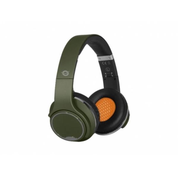 Conceptronic CHSPBTSPKG Wireless BT verde – Auricular